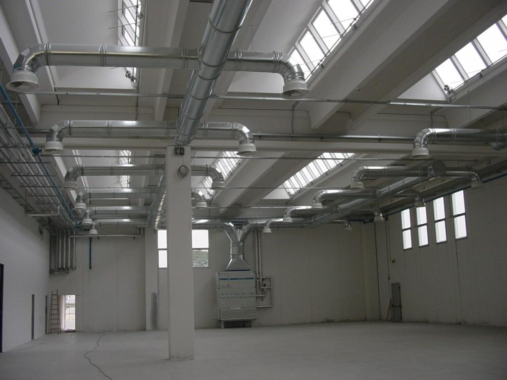 Condizionamento bellotti srl - Canalizzazione aria condizionata ...